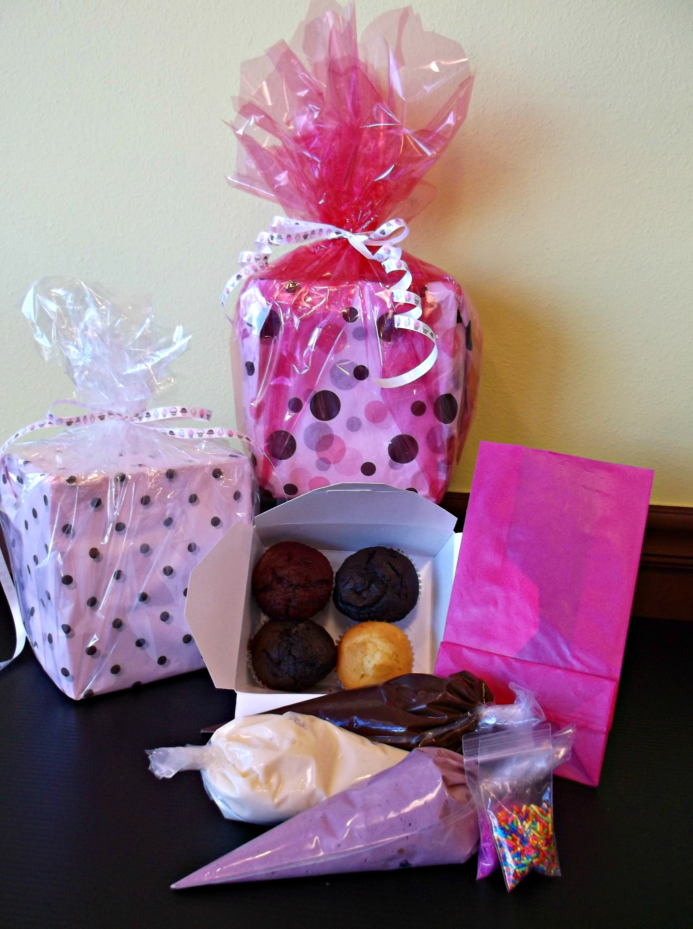 Party In A Box - Ida\'s Cupcake Cafe